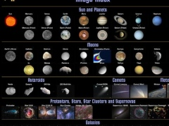 Realms of Glory - a Christian Astronomy App 1.3 Screenshot
