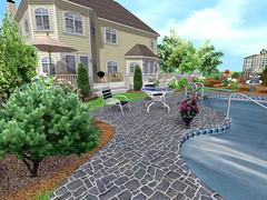 Realtime Landscaping Pro 4 Demo 4.02 Screenshot