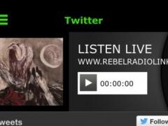 Rebelradiolink.co 6.0 Screenshot