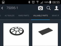Rebrickable Shopper 1.4 Screenshot