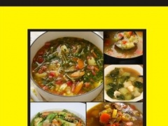Recipe Vegetable Soup 100+ 1.4.0 Screenshot