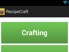 RecipeCraft for Minecraft 1.5 Screenshot