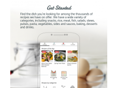 Recipes for Free 8.63 Screenshot