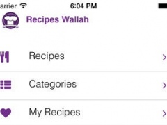 Recipes Wallah 1.0.0 Screenshot