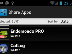 Recommend Apps (Share Apps) 1.0 Screenshot