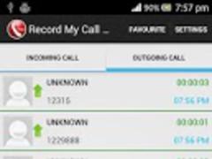 Record My Call Pro 1.1.4 Screenshot