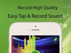 Recorder High Quality - Voice Changer Effect 1.0 Screenshot