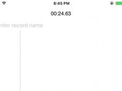 Recorder Pro - Recording App 10.1.6 Screenshot