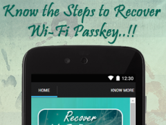 Recover WiFi Password Guide 2.0 Screenshot