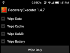 Recovery Executer Lite 1.5.0 1.5.0 Screenshot