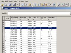 reCsvEditor 0.80.6 Screenshot