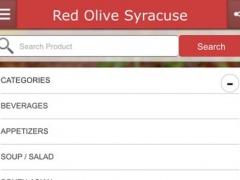 Red Olive Restaurant 1.0 Screenshot