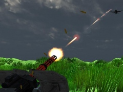 Red Trails Air Defence 1.1 Screenshot