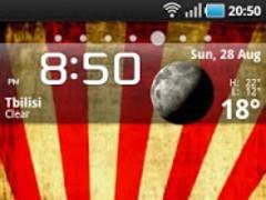 Red Wall LWP 4.0.0 Screenshot