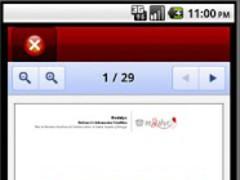 Redalyc Mobile App 1.4 Screenshot