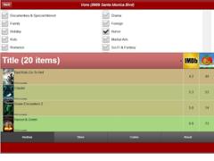 Redbox Movies Reviewed 1.02 Screenshot