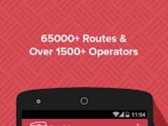 redBus - Bus and Hotel Booking  Screenshot