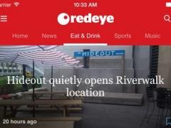 RedEye Chicago 3.12 Screenshot