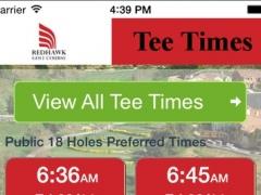 Redhawk Golf Tee Times 1.24.0 Screenshot