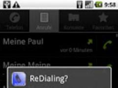 ReDialing 1.2 Screenshot