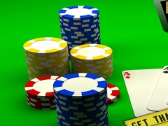 Redman 5-card Poker - Can you Flip the Chip? 1.1 Screenshot