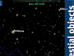 Redshift - Astronomy 1.31 Screenshot