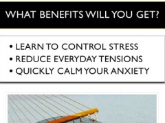 Reduce Stress to relieve your anxiety or insomnia, relax, be calm and sleep better 1.4.2 Screenshot