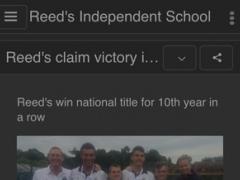Reeds School 2.1.5 Screenshot