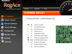 RegAce System Suite 3.2.5 Screenshot