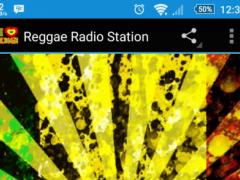 Reggae Radio Station 1.0 Screenshot