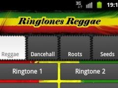 Reggae Ringtones ReggSounds 1.0.2 Screenshot