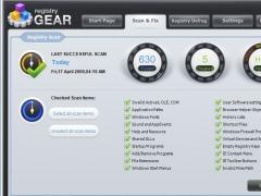 Registry Gear 2.1.2 Screenshot