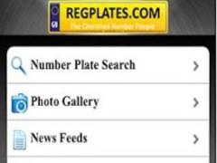 Regplates Number Plates App 0.21.13301.64943 Screenshot