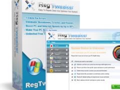 RegTweaker 3.2.2 Screenshot
