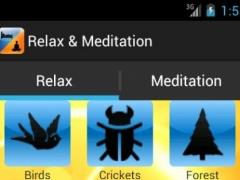 Relax & Meditation Stream 2.2 Screenshot