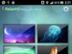 Relax HD Free 1.0 Screenshot