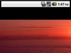 Relax Morning Live Wallpaper 1.0 Screenshot