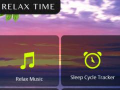 Relax Music & Sleep Sounds - Sleep Cycle Tracker 3.1.1 Screenshot