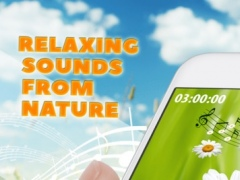 Relaxing Sounds From Nature – Music Player With Ambient Song.s To Help You Sleep Better 1.0 Screenshot