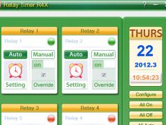 Relay Timer R4X 2.5.1 Screenshot
