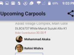 Reliable Carpool 5.0 Screenshot