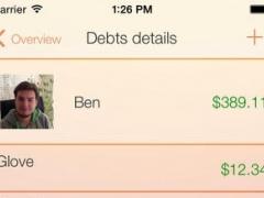 Remember Debts Free 1.1 Screenshot