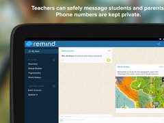 Review Screenshot - A Fantastic Student App to Keep in Touch with Class Activities