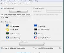 Remote Administrator Control Client Lite 4.0.3 Screenshot