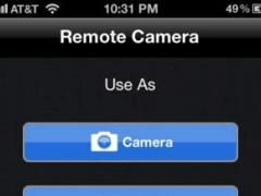 Remote Cam 1.0.2 Screenshot