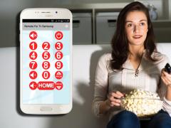 Remote Control For Tv Samsung 8 Screenshot
