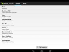 Remote Launcher Free 0.3.12 Screenshot