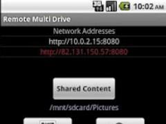 Remote Multi Drive free 2.4.2 Screenshot