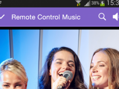 Remote Music Songs Videos Pro 1.0 Screenshot