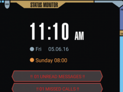 RENEGADES - Lock Screen 2.00 Screenshot